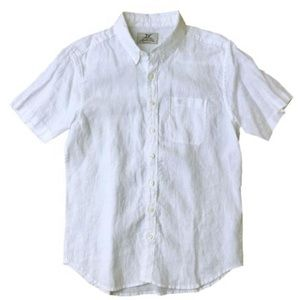 Other - Madda Fella Ernest Linen Short Sleeve. Size L